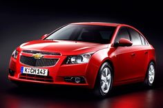 Dream Car, Chevy Cruze but not in red...