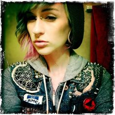 #piercing #punk #bodymodification www.bodycandy.com