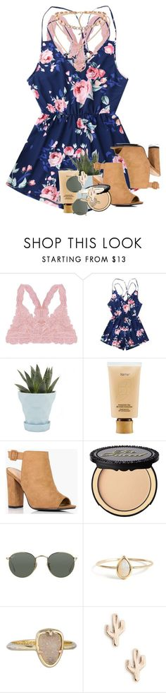 """{ rtd? }"" by ellaswiftie13 ❤ liked on Polyvore featuring Humble Chic, Chive, tarte, Boohoo, Too Faced Cosmetics, Ray-Ban, Kendra Scott and Sole Society"