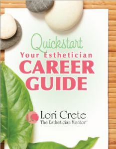 Shine above the all the rest when applying for your esthetician job. Samples of  Resume, Cover Letter and Downloadable Mp3 recording to help you show up looking professional and hirable.