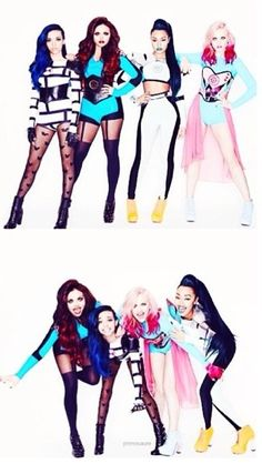 Super Little Mix to the rescue!