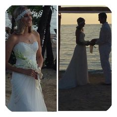 Sandals Whitehouse in Montego Bay, Jamaica…Brides and Grooms, just get there  they will take care of the rest...one LOVE!