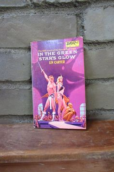 $6 In the Green Glow By Lin Carter
