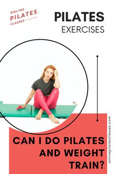 If you are doing any weight lifting, Pilates is essential for you. Think of it like a secret weapon! Let's dive into how, why, and what exercises you can do to improve your weight training and more. #pilates #weighttraining #weights #pilatesexercises #pilatestraining Pilates Body, Pilates Reformer, Pilates Workout, Arm Toning Exercises, Fitness Exercises, Fitness Tips, Weight Training, Weight Lifting, Weight Loss