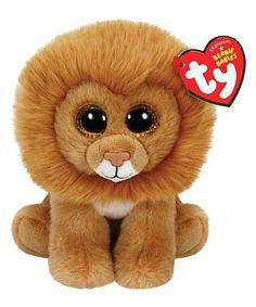Beanie Babies Louie the Lion Beanie Baby Plush Toy a9485e081f12