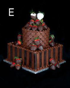 The Cakes Guys Groom's Cake