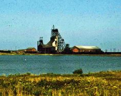 #20 Colliery From Beacon St-Glace Bay 1970 http://CaperMemories.Com