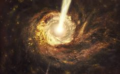 Earth may have black holes