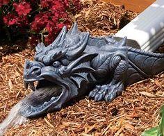 Dragon Rainspout Statue $34.95