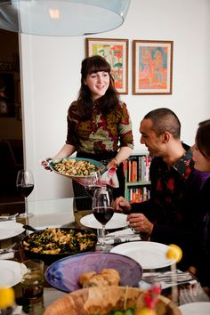How to throw a killer last-minute dinner party