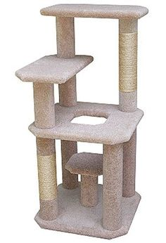 how to build a cat tree #unique - More at Catsincare.com!