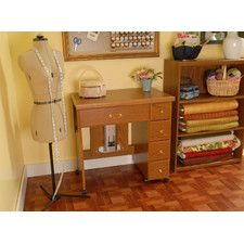 I like the set up! -Senora   Auntie Oakley Sewing Cabinet