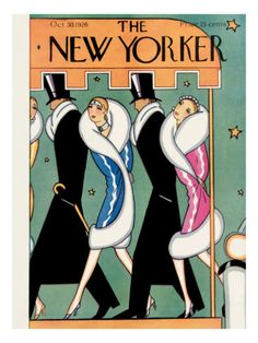 The New Yorker Cover - October 30, 1926 Poster Print  by Stanley W. Reynolds at the Condé Nast Collection