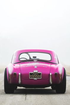 fullthrottleauto:  Something for my female followers1963 Shelby...