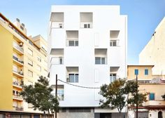 Social Dwellings in Pere Garau | OpenBuildings