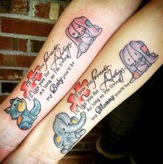 Zeig deine Liebe mit einem Tattoo!