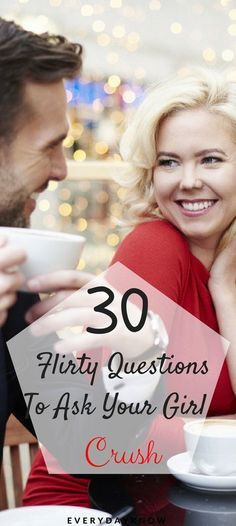30 flirty questions to ask your girl crush шикарные девушки, свидание, от. Crush Questions, Flirty Questions, Fun Questions To Ask, Flirting Quotes For Her, Flirting Tips For Girls, Flirting Memes, Awkward Funny, Husband Humor, Flirt Tips
