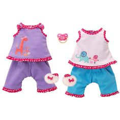 Baby Alive Clothes And Accessoriesbaby Alive Reversible Pajamas Set Sweet Slumber Funrise Toys Sqdpnrz « gradeclothing.com