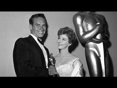 "Charlton Heston winning Best Actor for ""Ben-Hur"" Katherine Caine never got to see Ben Hur until it came on TV in 1971.  She did, however, see the movie win a record number of #Oscars #CharletonHeston"