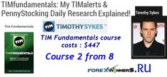 TIM fundamentals-timothy sykes   Forex Winners   Free Download