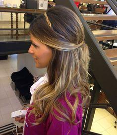 Passo a passo penteado por Anna Fasano