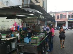 Penang Road chendol