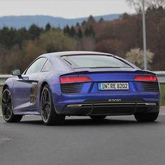 Audi R8 E-Tron!