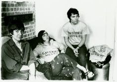 Lavender Menace members (Rita Mae Brown at right).