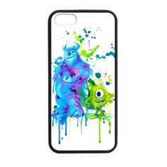Monsters Inc Painting Case for iPhone 5/5s