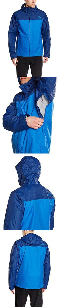 The North Face Men's Venture Jacket Bomber Blue/Limoges Blue 2XL