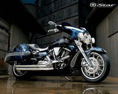 Artistic Yamaha Motorcycles from the last 11 Years   - Yamaha Straoliner Star Motor - 2007 Yamaha Motors 49