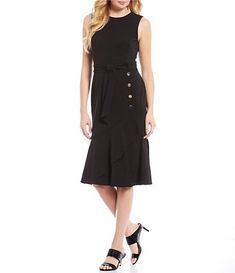 Shop for clearance calvin klein at Dillard's. Visit Dillard's to find clothing, accessories, shoes, cosmetics & more. The Style of Your Life. Chiffon Ruffle, Dresses For Work, Formal Dresses, Straight Leg Pants, Dillards, Calvin Klein, Clothes For Women, Clothing Apparel, Style