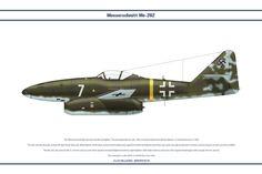 Me-262 EJG2 3 by *WS-Clave on deviantART