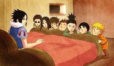 Naruto & Snow White