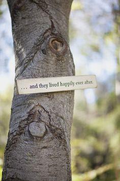 tree signs