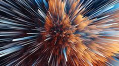 Particle Explosions (Adobe Photoshop CC 2018 Website) on Behance