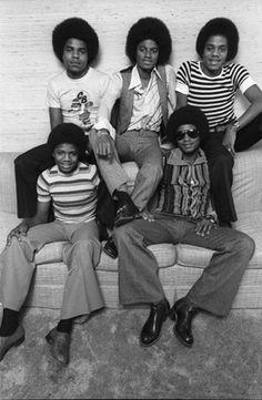 Marlon Jackson, Michael Jackson, Jackie Jackson and Randy Jackson (The Jacksons' In-Store Album Promotion) 1978 Freeway Records / Los Angeles Jackie Jackson, Randy Jackson, The Jackson Five, Jackson Family, Jermaine Jackson, Gary Indiana, The Jacksons, I Like Him, Motown