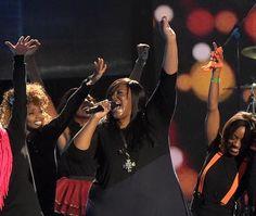 Mandisa Wins First Career Dove Award for Pop/Contemporary Album