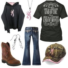 Kind Of Woman Outfit - Real Country Ladies