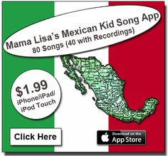 Cinco elefantitos - Mexican Children's Songs - Mexico - Mama Lisa's World: Children's Songs and Rhymes from Around the World