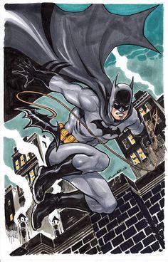Batman by Yildiray Cinar