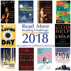 Read More Reading Challenge: A Book by an Author of a Different Ethnicity Than You Reading Challenge, Diversity, Read More, Books To Read, Challenges, Author, Children, Day, Kids