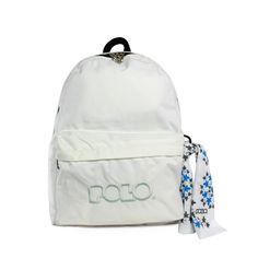 Polo Original λευκό. #sneakerstown #polobags #original #backpack #fashion #streetwear #mens #mensfashion #womens #womensfashion School Backpacks, School Bags, Streetwear, Polo, The Originals, Amazing, Sneakers, Womens Fashion, Street Outfit