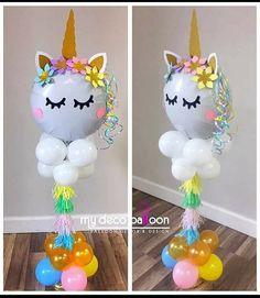 Unicórnio de Balões