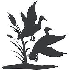 free svg files for duck hunting camp - Yahoo Image Search Results Hunting Decal, Duck Hunting, Duck Silhouette, Wood Burning Patterns, Scroll Saw Patterns, Stencil Designs, Silhouette Projects, Pyrography, Metal Art