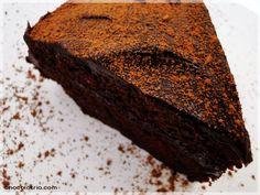 o melhor bolo de chocolate