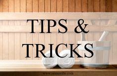 Sauna Tips & Tricks Home Sauna Kit, Sauna Kits, Home Spa, Types Of Houses, Relax, Healing, Tips, Beauty, Beauty Illustration