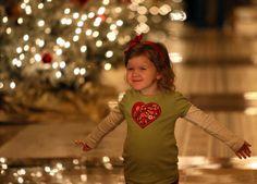 Roosevelt New Orleans lobby holiday lighting