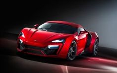 Lykan Hypersport Hypercar