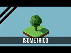(5) Tutorial Cinema 4D - Isométrico - YouTube